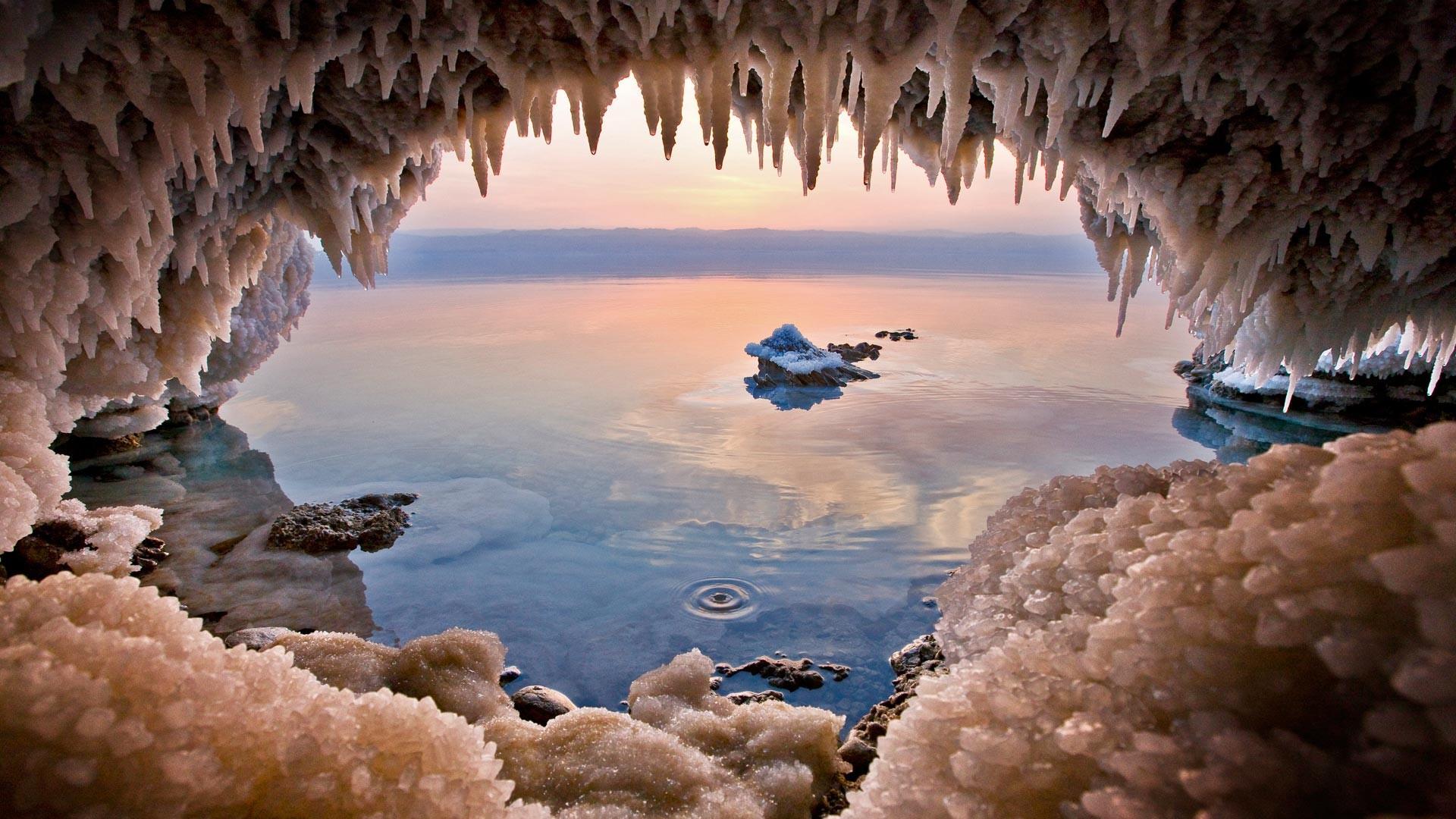 the natural source of dead sea salt
